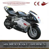 New model electric super cross pocket bike with gears
