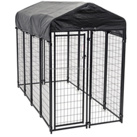 Characteristic Baochuan practical hot sale excellent well-suited fabulous pet house/dog/pet cage/runs/carriers