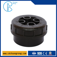 HDPE Syphon Pipe Fitting HDPE Cleanout