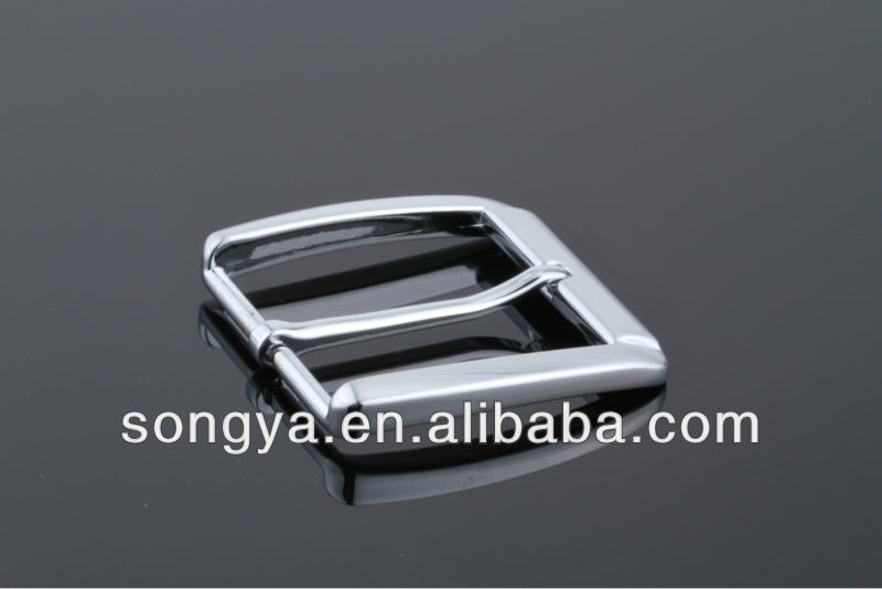 high quality and fashional metal jeans belt buckle