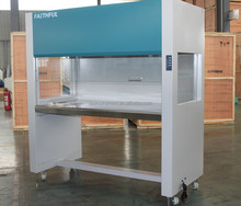 Vertical type laminar air flow bench