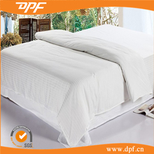 100% polyester plain white quilt cover --- DPF China