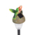bird shaped resin stick path lawn garden light