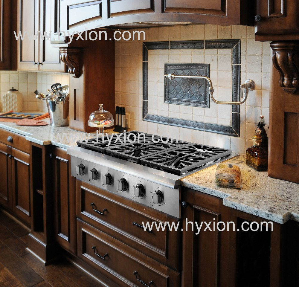 Built In Gas Burner Gas Stove for Kitchen