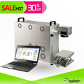 Fiber laser marking machine for the nails scissors/Caliper circle/IC Card /Bearing/Pen