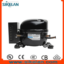 DC compressor for small refrigerator and small freezer