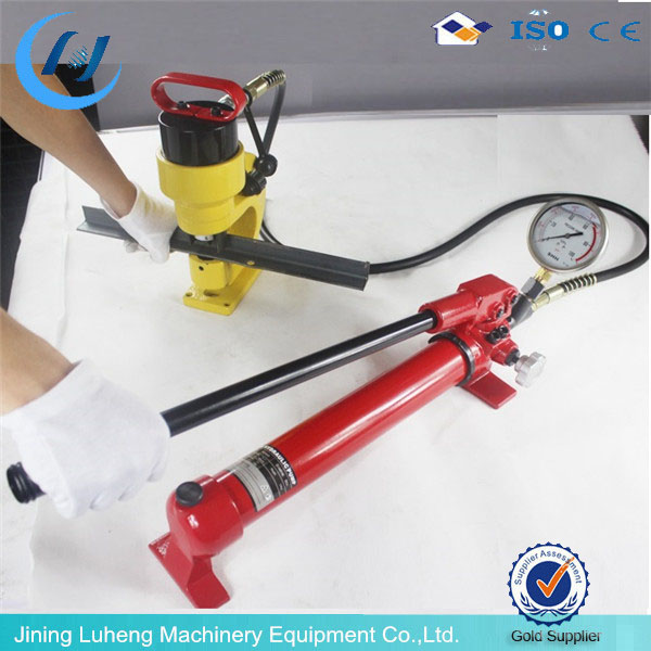 Hydraulic manual high pressure testing pump for hydraulic Hydraulic motor testing