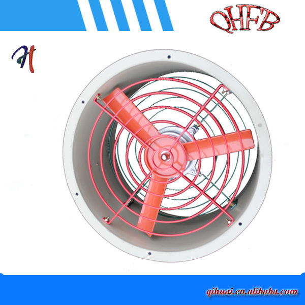 Explosion proof axial flow fan high pressure axial flow fans BT35-11