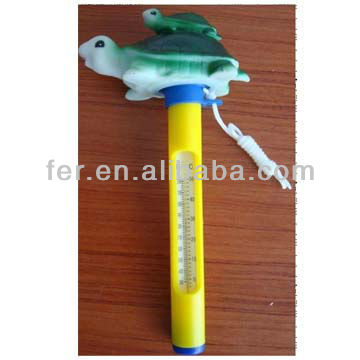 205097 New Designed Hot Sale Tortoise Shaped Thermometer
