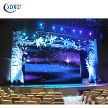 Indoor P2.98Rental Aluminum Cabinet LED Stage Displays Screens Panel