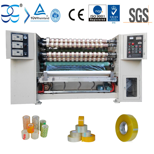 Professional Manufacturer for BOPP adhesive tape,PVC,PET,TTR and Paper Slitting Machinery