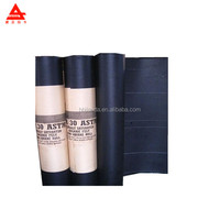 cheap price ASTM types asphalt roofing felt ASTM D-226 and ASTM D-4869 and Building paper