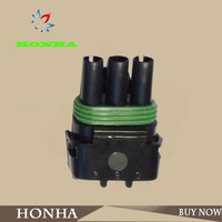 USCAR EV6 & EV14 Female to EV1 Male Fuel Injector Connectors Adapters