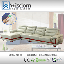 Optimal Classic Pristine Fashionable Leather Sofa Crazy Selling