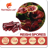 Natural Lingzhi Spore Capsules, Pills, Tablets, Softgels, supplement - Manufacturer, Price, OEM, Private Label