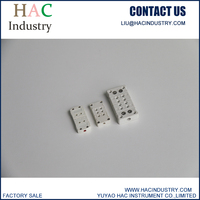 Hot sale 3 pins standard/mini RTD PT100 connectors plug/socket