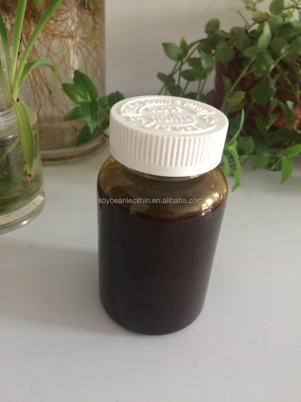 Food grade soya lecithin release agent for cake,wafer