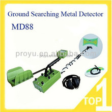 Hot Selling Easy Using Underground Metal detector have 2 coils Gold Detector