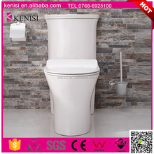 Chaozhou Bathroom New Water Closet Design Siphonic WC Ceramic Toilet