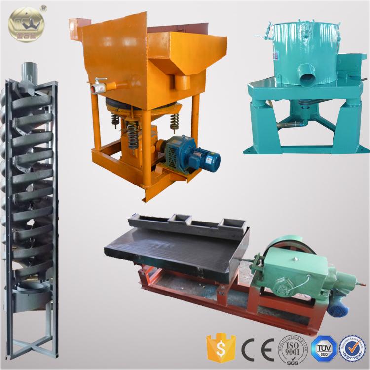 Mini Mining Equipment : Alluvial mining equipment small gold machines buy