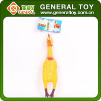 Screaming toy Shrilling chicken toy