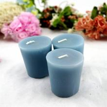 Pure Colored Scented Top Selling Paraffin Wax Votive Candles