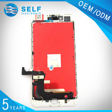 100% Working Tested for iphone 7 plus digitizer screen replacement, for iphone 7 plus lcd touch screen