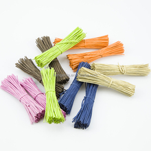 Paper Raffia Twist Coated Tie Wire