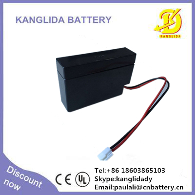12v 0.8ah rechargeable lead acid battery 12v storage UPS battery