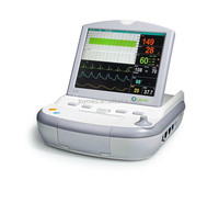 Single Twins 8.4 Inch Fetal Monitor with Toco/Ultrasonic Transducer