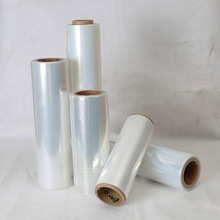 China factory export LLDPE stretch film wrapping film pe shrink film