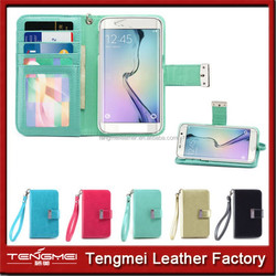 design mobile phone cover for Samsung Galaxy S6 Edge