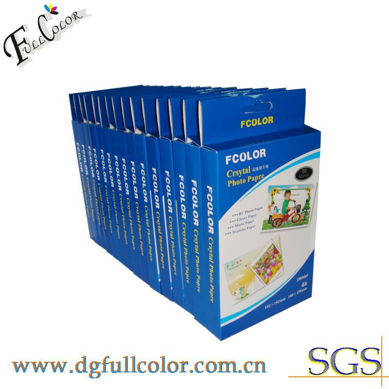 waterproof inkjet glossy photo paper A4 size 120gsm,160gsm,180gsm, 200gsm, 230gsm, 240gsm premium