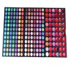 228 colors cosmetic eyeshadow alive cosmetic, branded makeup kits, plastic makeup box