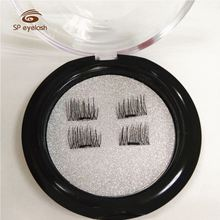Private Label Hard Ultra-Thin 3D Magnetic False Eyelashes