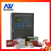Security for building management alarm system fire alarm control panel 324 addresses