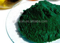 Paint and plastic coloring inorganic Pigment chrome oxide green
