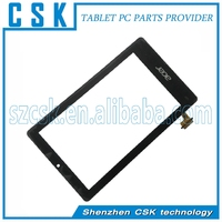 "OLM-070C0109-GG ver.5 Black 7""inch tablet capacitive touch screen touch digitizer for good repair price tablet screen"
