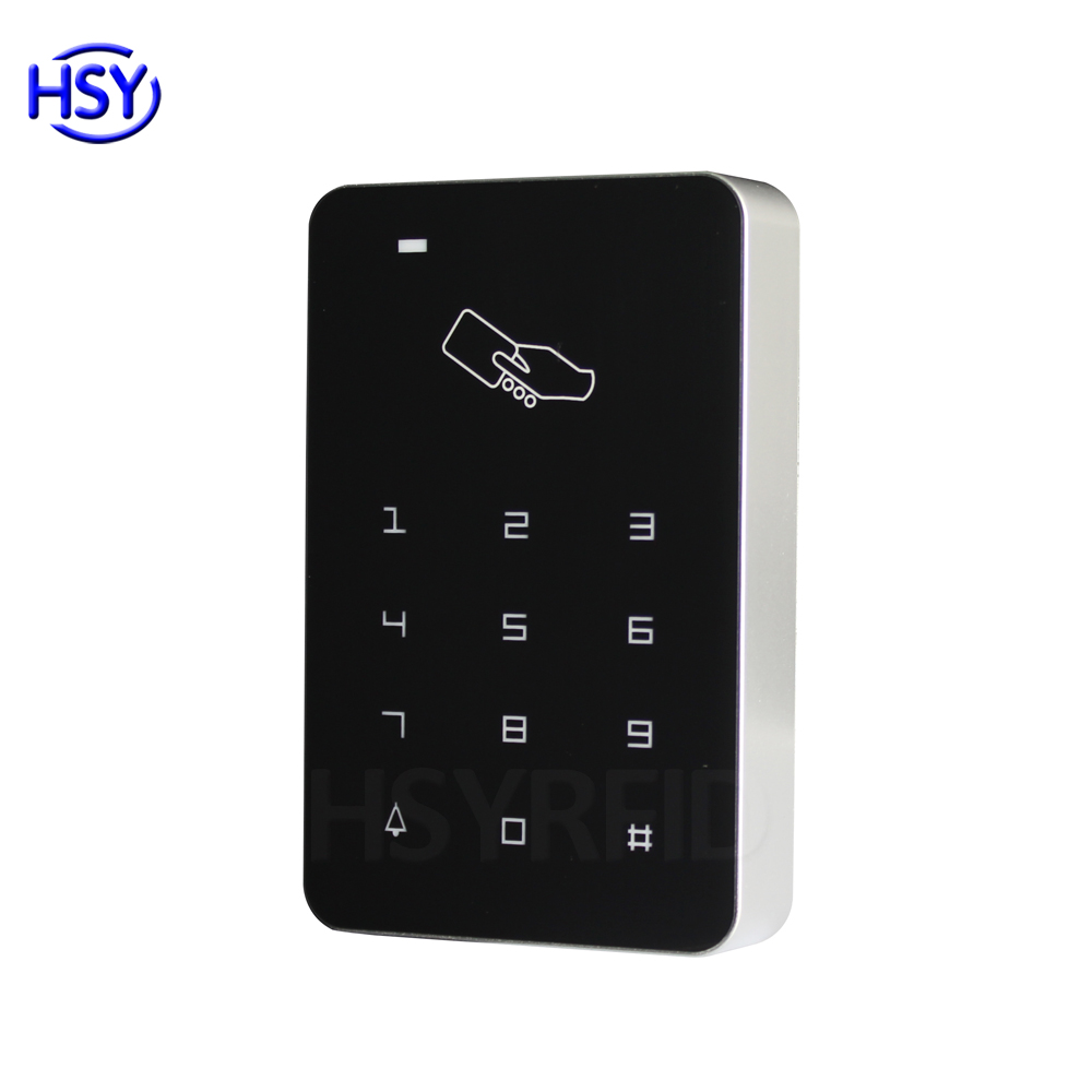 Factory price direct Touch standalone RFID Card door gate access control