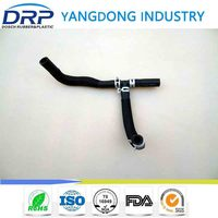 in car and truck accessory flexible bend intercooler rubber hose