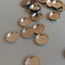Custom small round Blank Metal Discs For Metal Stamping