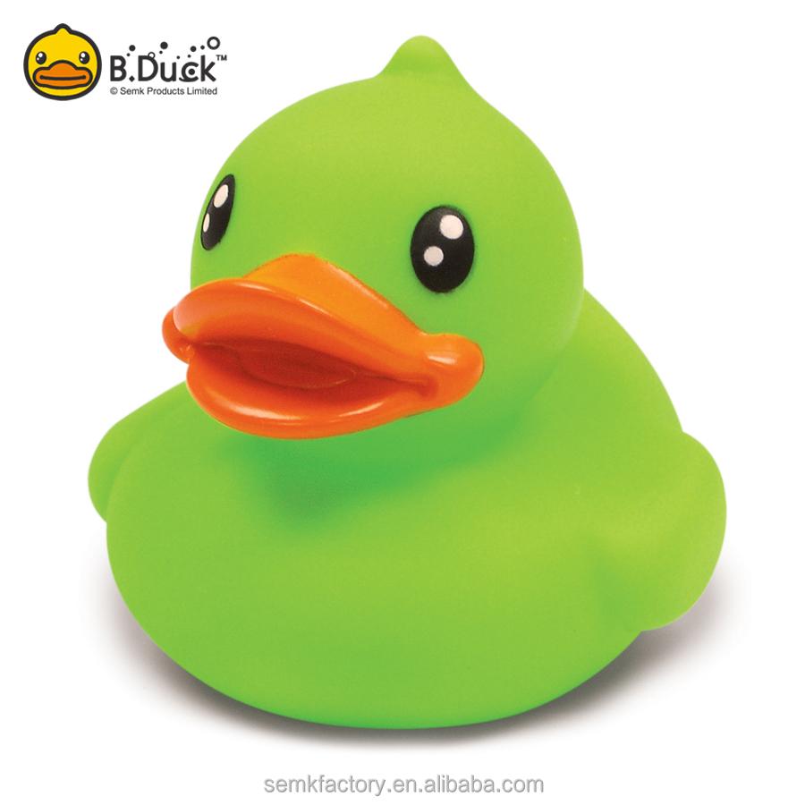 Huizhou Semk B.duck Kids Bath Shower Toy Soft Pvc Rubber Duck - Buy ...
