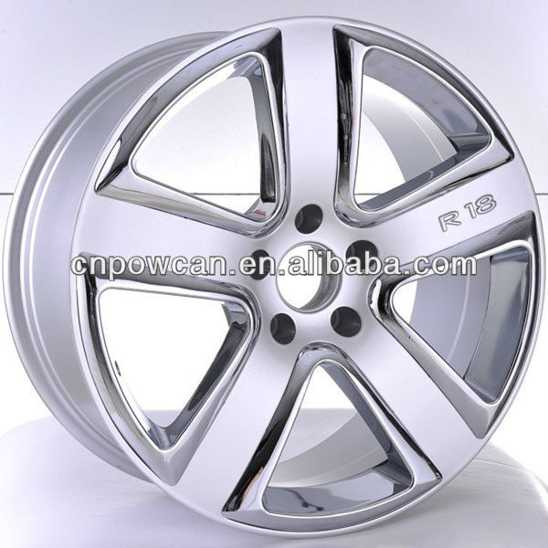 BK068 aluminium wheels for car
