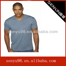 100% preshrunk cotton t-shirts ,blank plain t-shirts in China