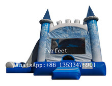 Lovely Perfect toys inflatable kid bounce castle large inflatable bouncer
