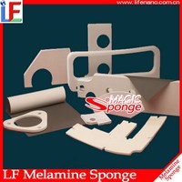 Industry Using Melamine Sound Absorbing Sponges Foam Sheets for Soundproofing