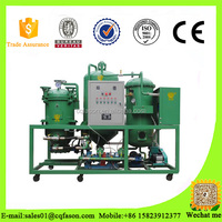 Vacuum Oil Filtration System For Lubrication Oil Recycling