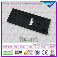 Laser printer spare parts TK410 Used For KYOCERA mita toner