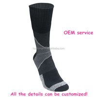 High Performance Wool Ski Socks/ Snowboard Socks