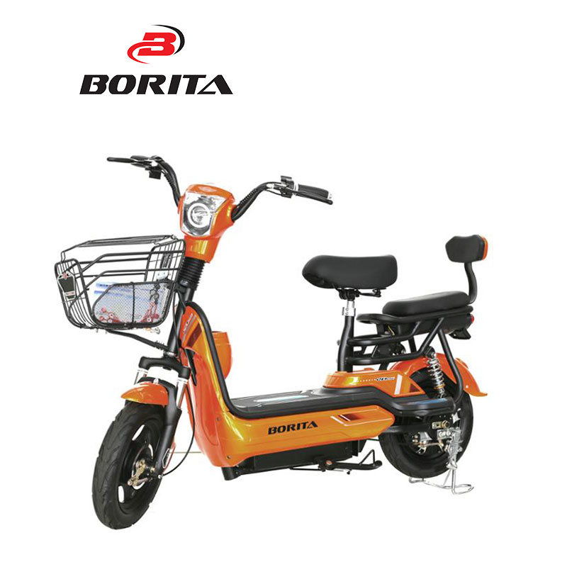 Lightweight Speed Hot Sell Rechargeable New Style Motorcycle with Basket